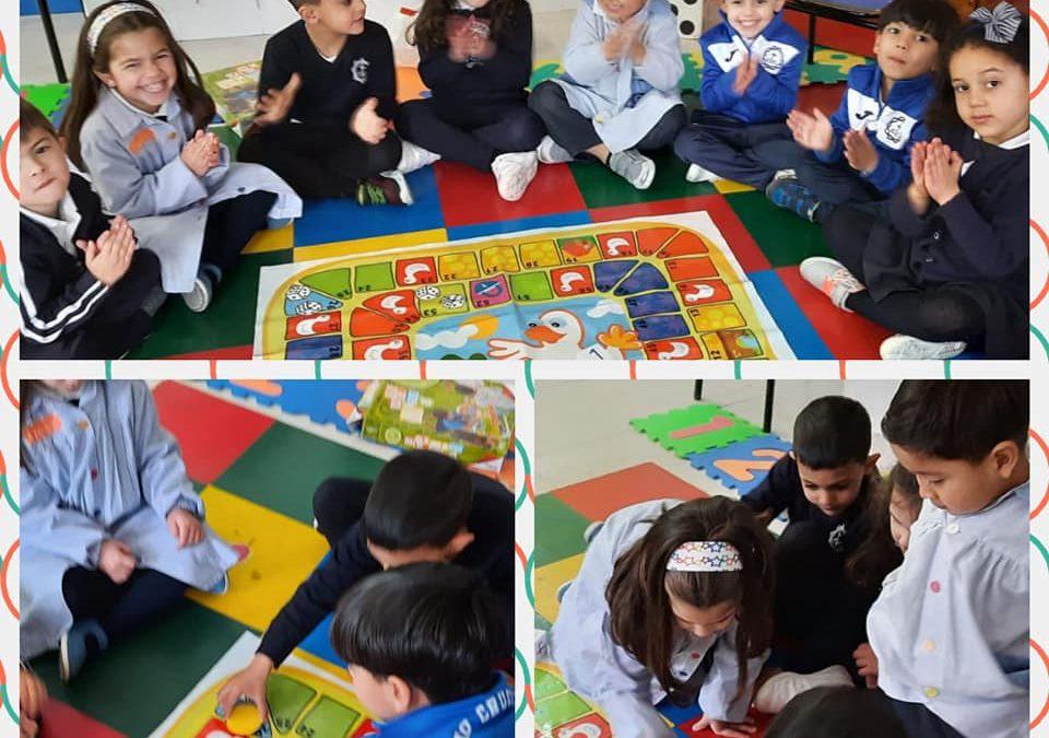 ¡Jugamos y aprendemos, aprendemos y jugamos!